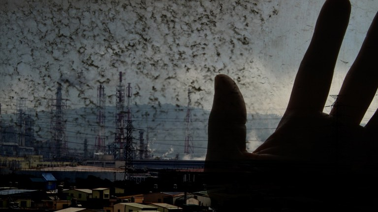 《我身體就是空污監測站》林泰州影像個展─林泰州及PM2.5影像行動小組