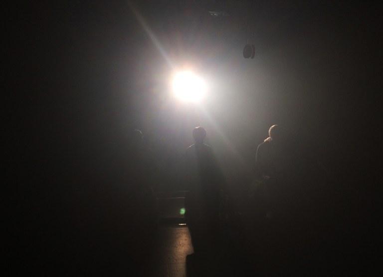 《致深邃美麗的》2017臺北藝穗節─梗劇場