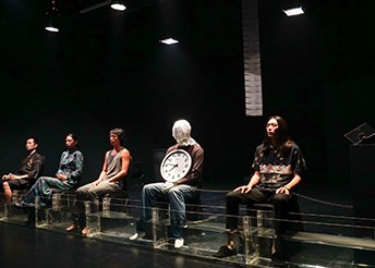 Enactor─2017 Taipei Fringe Festival